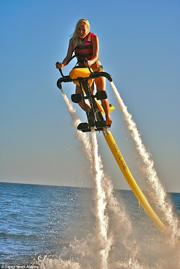 Jetovator – Iron Man in Water2