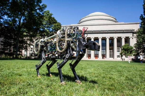 MIT's Robo-Cheetah is Silent and Fast