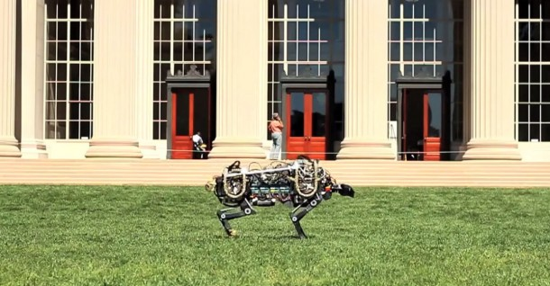 MIT's Robo-Cheetah is Silent and Fast3