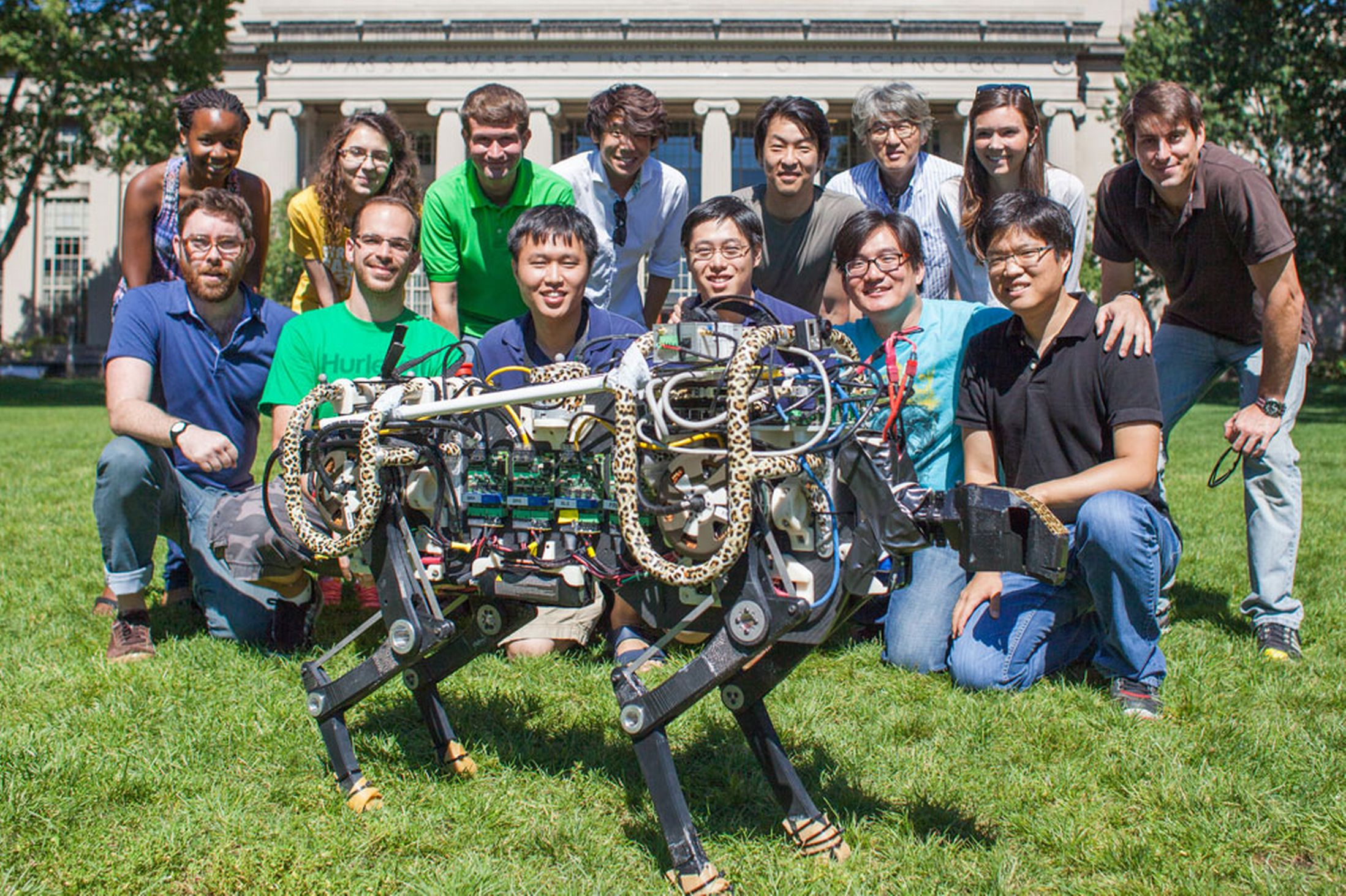 MIT's Robo-Cheetah is Silent and Fast4