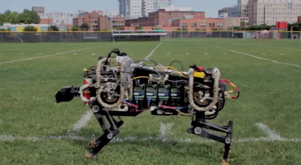 MIT's Robo-Cheetah is Silent and Fast7