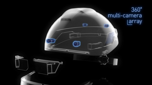 Make Use of AR at Work Place – Smart Helmet by DAQRI2