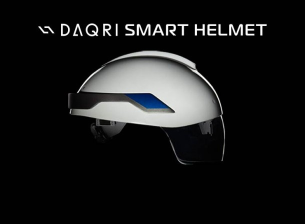 Make Use of AR at Work Place – Smart Helmet by DAQRI6