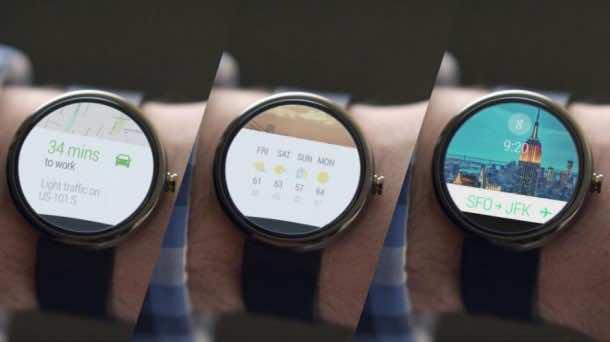 Moto 360 Smartwatch2