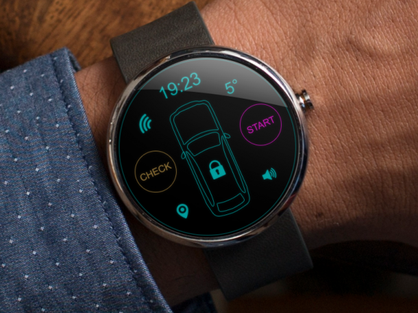Moto 360 Smartwatch4