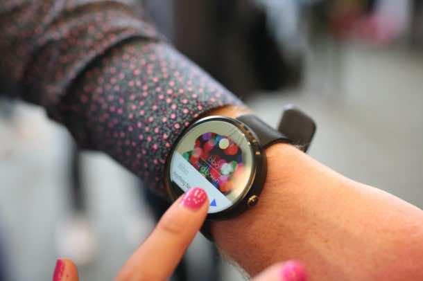 Moto 360 Smartwatch6