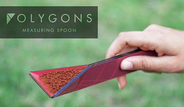 Polygons Flat Spoon4