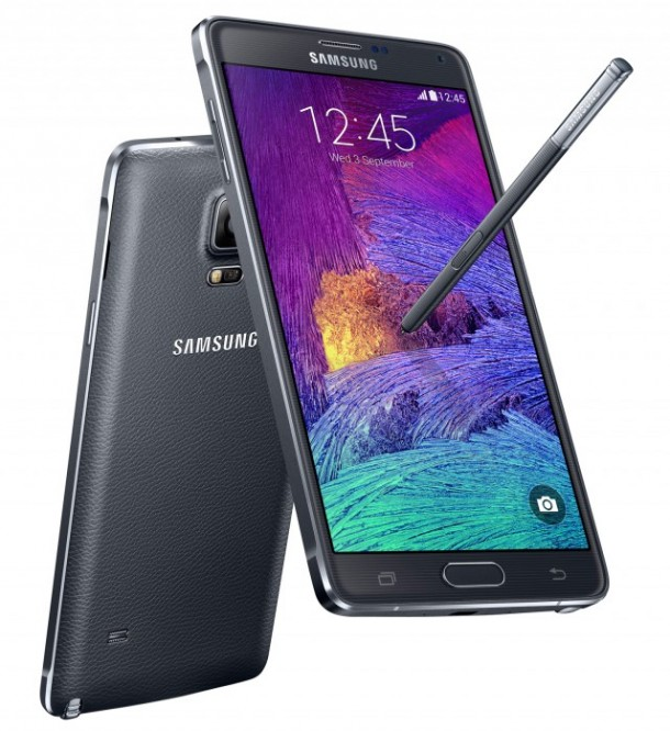 Samsung Galaxy Note 4 Revealed3