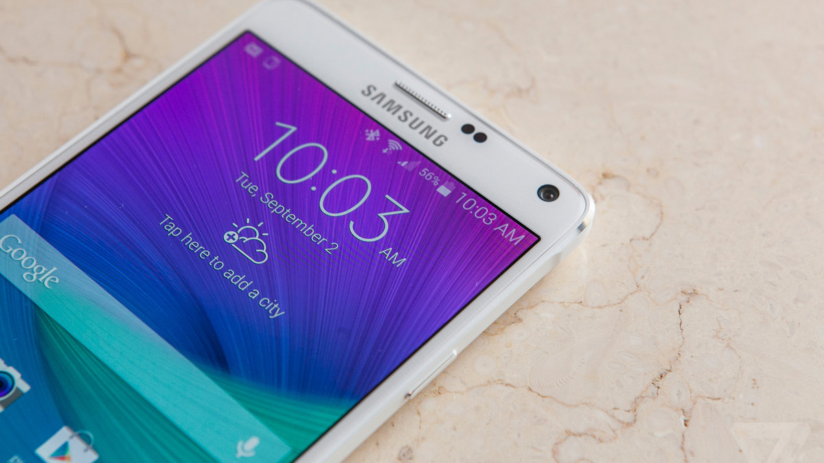 Samsung Galaxy Note 4 being Launched in US on 17th October2