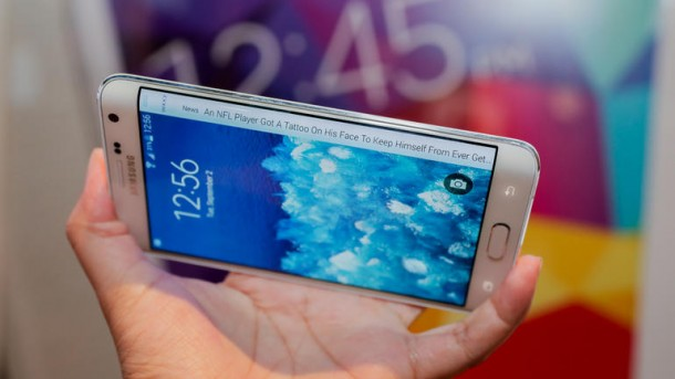 Samsung Galaxy Note Edge4