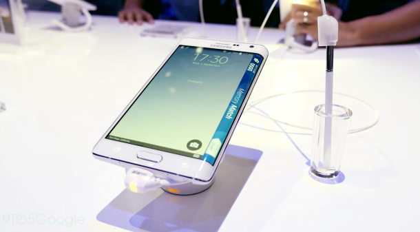 Samsung Galaxy Note Edge5