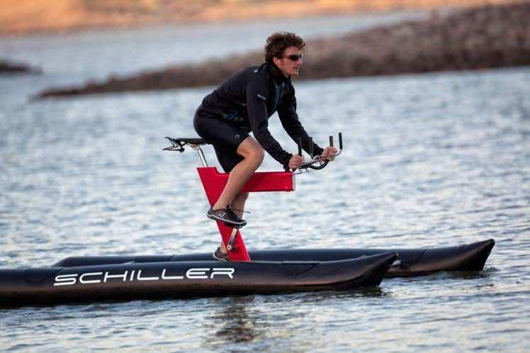 Schiller XI – The Water-Bike