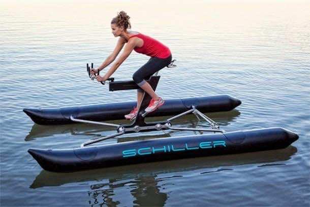 Schiller XI – The Water-Bike5
