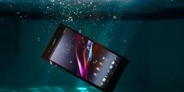 Sony xperia Z34
