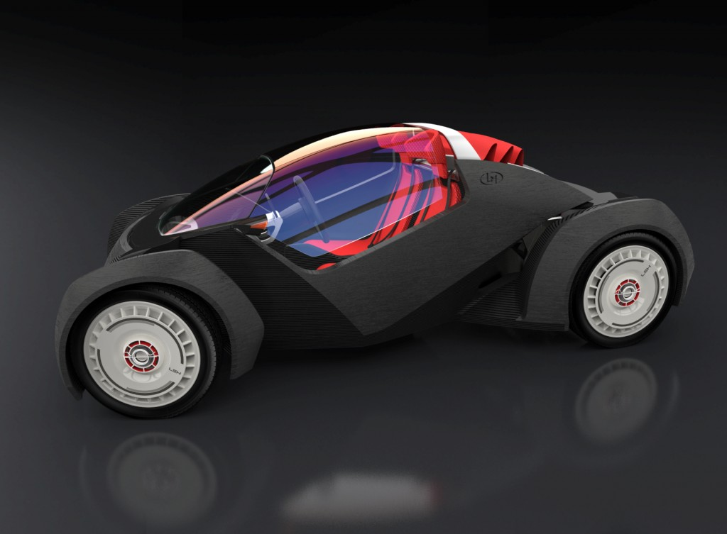 Strati by Local Motors – The First 3D Printed Car8