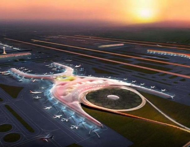The Most Sustainable Airport in World to be Built at Mexico