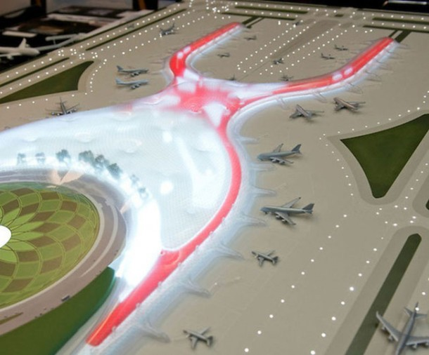 The Most Sustainable Airport in World to be Built at Mexico3