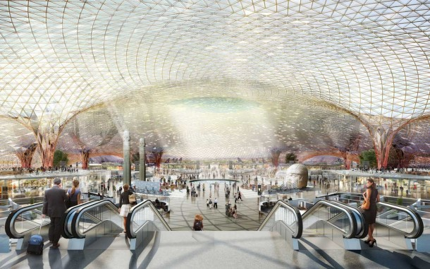 The Most Sustainable Airport in World to be Built at Mexico4