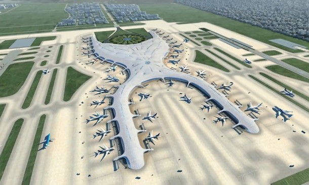 The Most Sustainable Airport in World to be Built at Mexico5