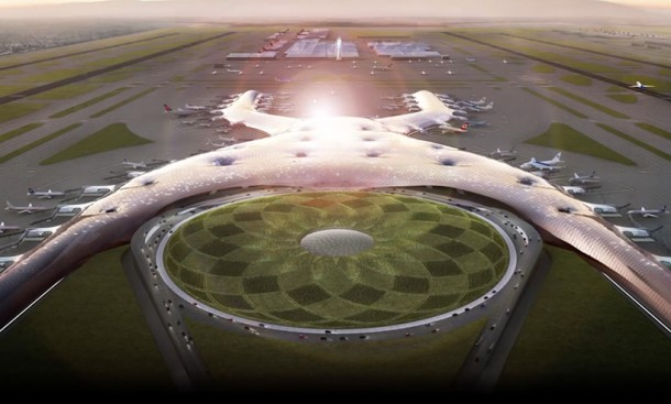 The Most Sustainable Airport in World to be Built at Mexico6