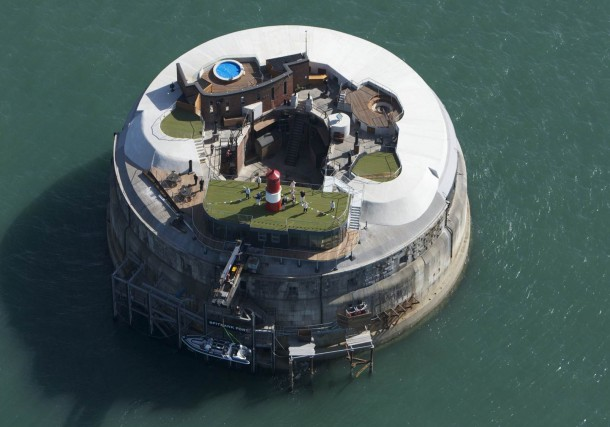 The Spitbank Fort Hotel2