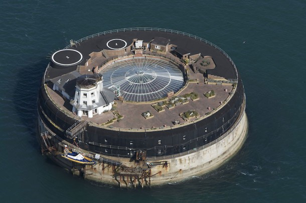 The Spitbank Fort Hotel3
