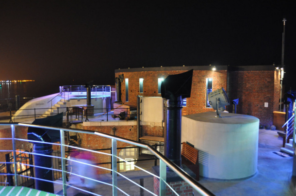 The Spitbank Fort Hotel5