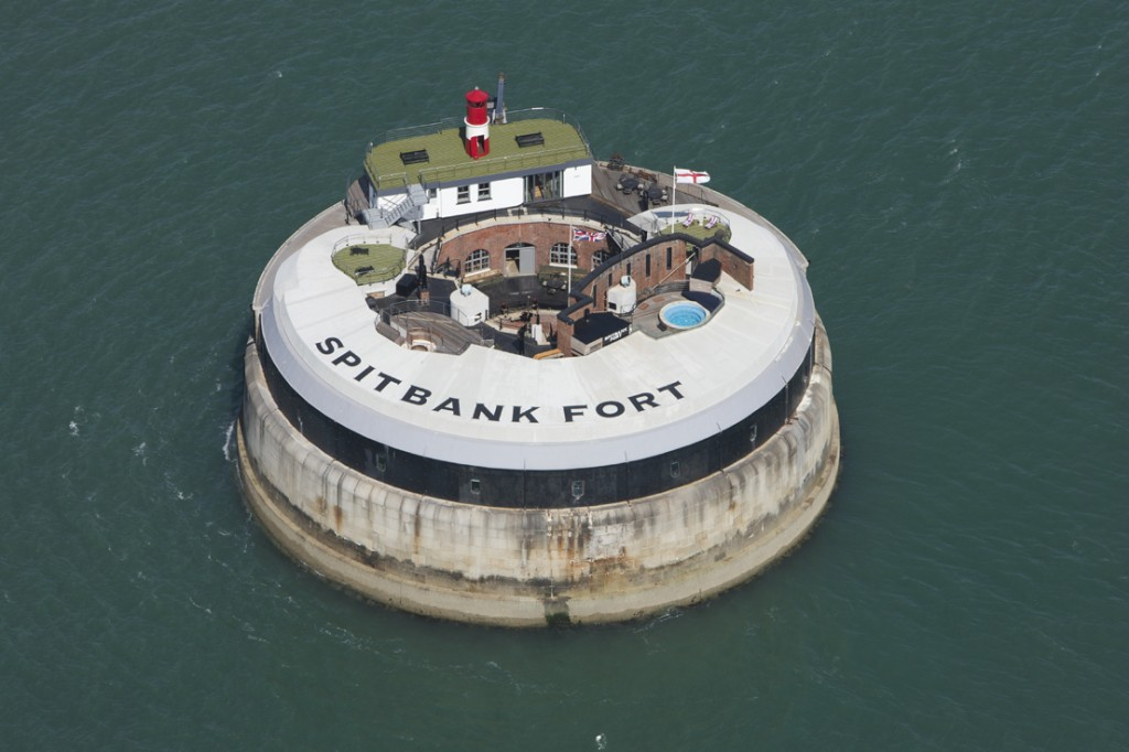 The Spitbank Fort Hotel7