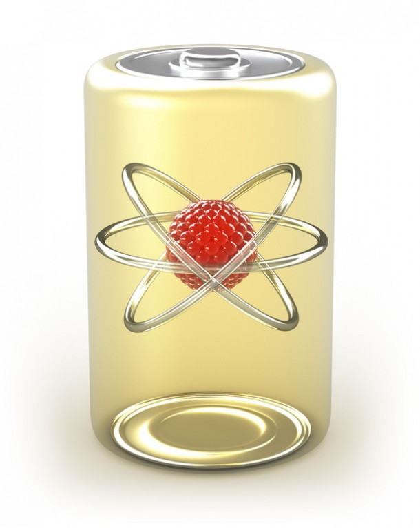 Water based nuclear battery2