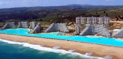 World's Largest Swimming Pool by Area