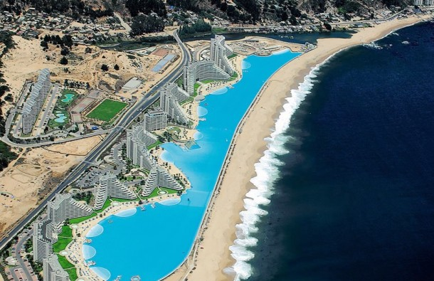 World's Largest Swimming Pool by Area10