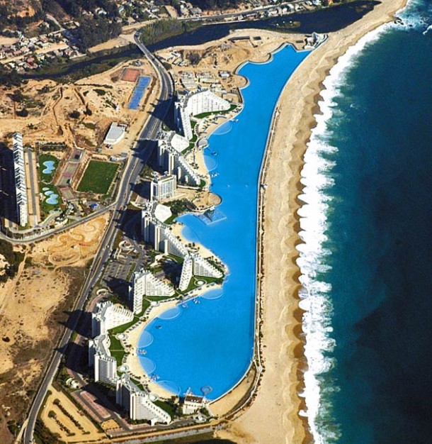 World's Largest Swimming Pool by Area4