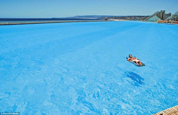 World's Largest Swimming Pool by Area6