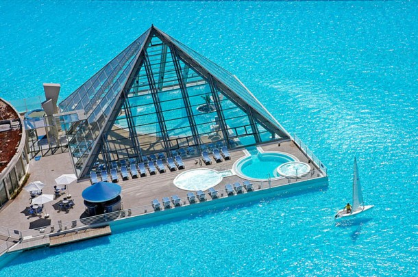 World's Largest Swimming Pool by Area7