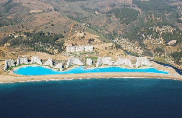 World's Largest Swimming Pool by Area8