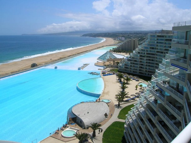 World's Largest Swimming Pool by Area9