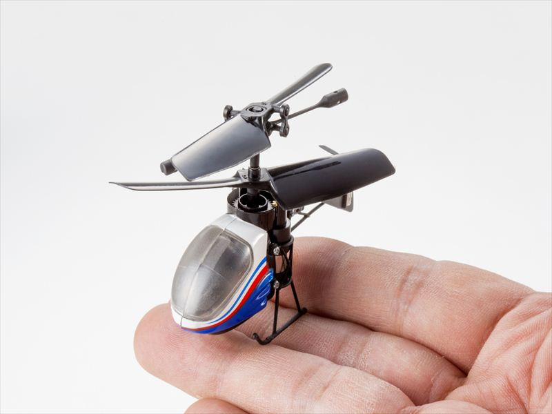 World's Smallest RC Helicopter is Pico-Falcon6
