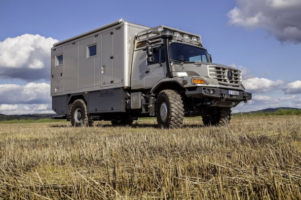 Zetros – The Luxurious Mobile Home by Mercedes Benz2