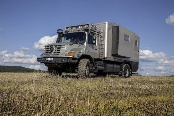 Zetros – The Luxurious Mobile Home by Mercedes Benz4