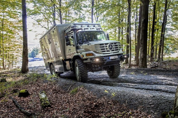 Zetros – The Luxurious Mobile Home by Mercedes Benz6