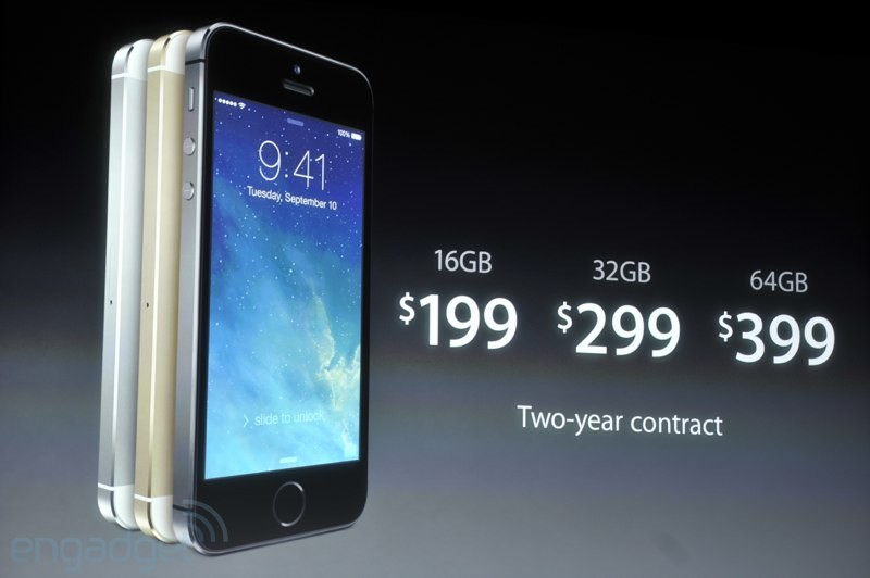 actual cost of iPhone 62