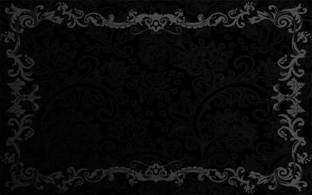 black background 8