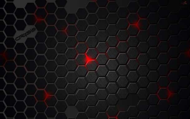 black background 9