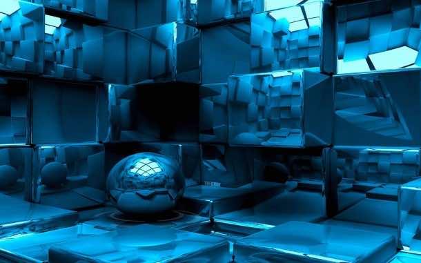 blue wallpaper 24
