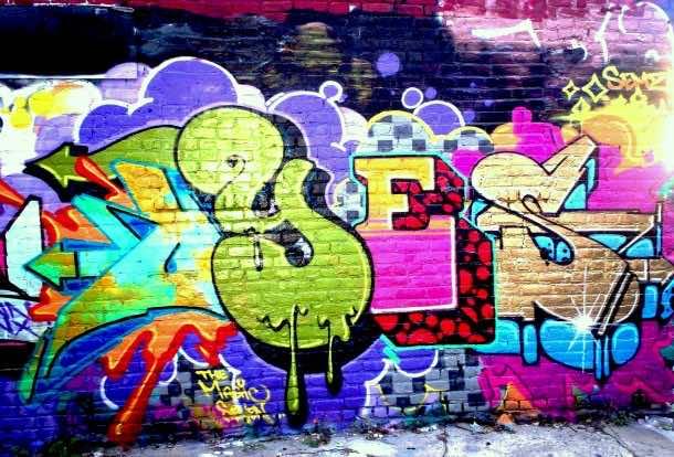 graffiti wallpaper 1