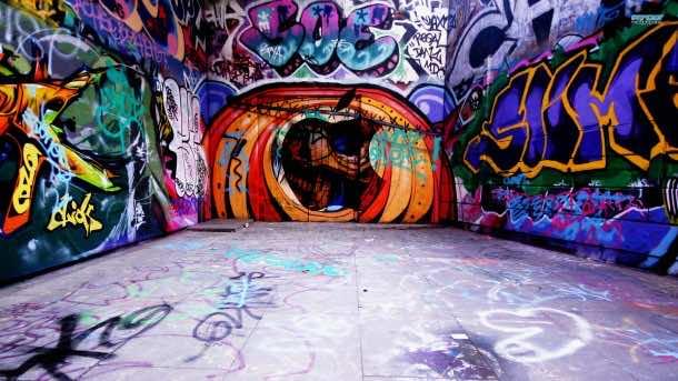 graffiti wallpaper 11