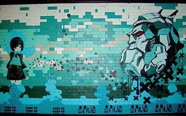 graffiti wallpaper 17