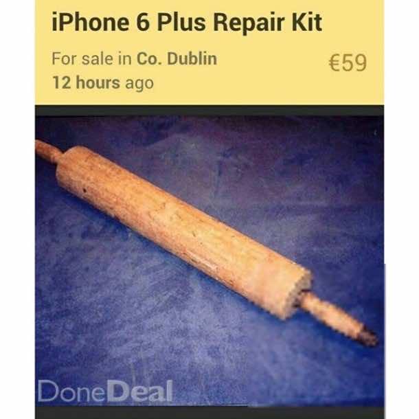 iPhone 6 Memes 21