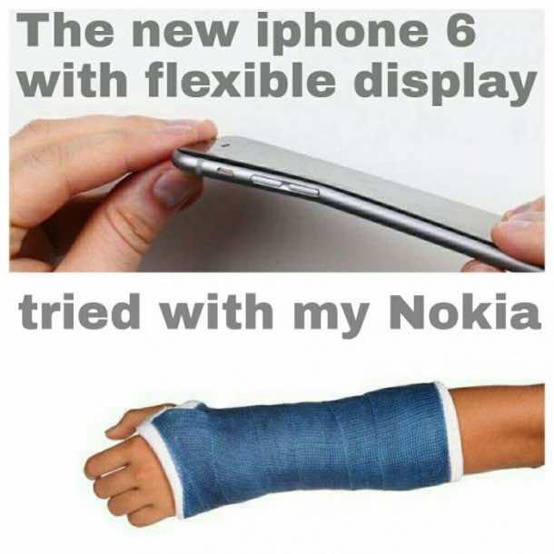iPhone 6 Memes 23
