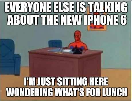 iPhone 6 Memes 29